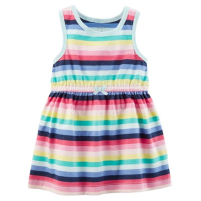 Carter's Sleeveless Fit & Flare Dress