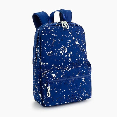 Kids' Glow-in-the-Dark Splatter Painted Backpack