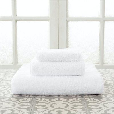 Primo White Towel