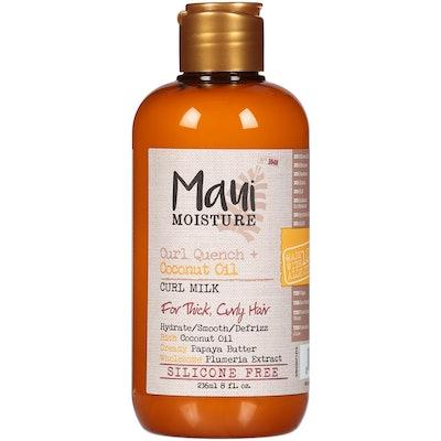 Maui Moisture Curl Quench + Coconut Oil Curl Milk