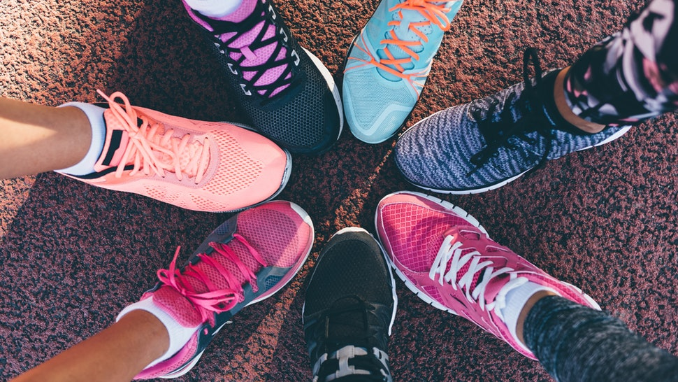 The 7 Best Running Shoes For Women You Can Actually Get At Walmart