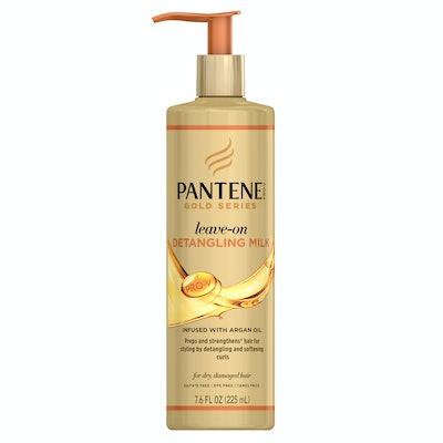Pantene Pro-V Gold Series Leave-On Detangling Milk Treatment