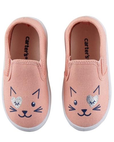 Carter's Cat Casual Sneakers