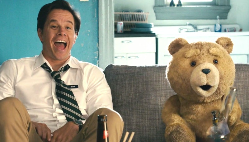 Mark Wahlberg in the sequel Ted 2