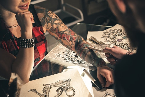 9 Things You Didnt Realize Annoy Tattoo Artists