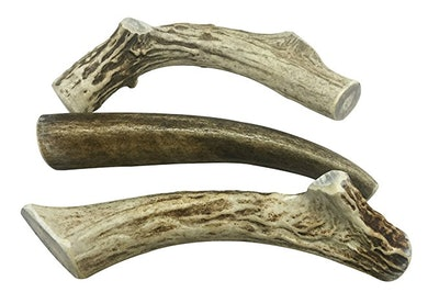 White Tail All Naturals Deer Antler Chews (3-Pack)