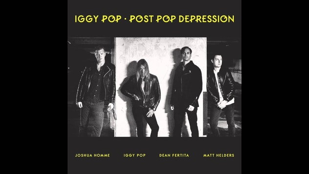 iggy pop album cover