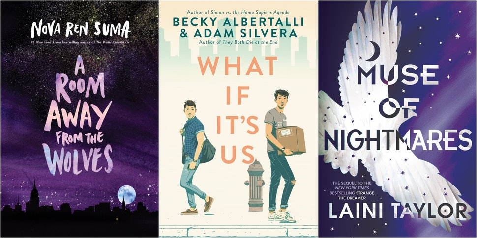 27 New Young Adult Books Coming Out In Fall 2018 That Need To Be On