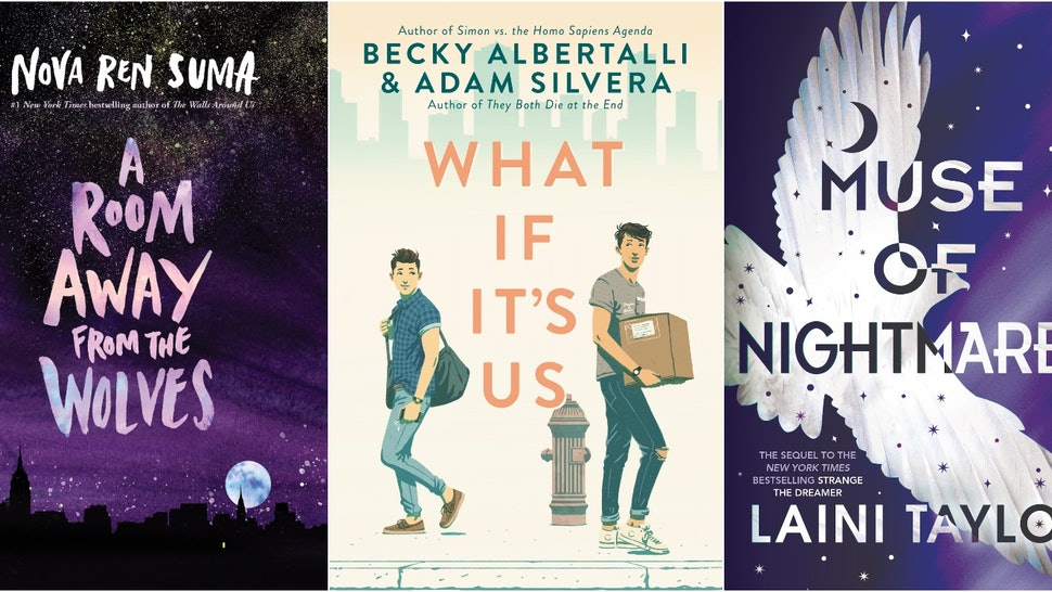 27 New Young Books Coming Out In Fall 2018 That Need To Be On Your Radar