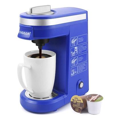 Chulux Single Cup Coffee Maker Machine