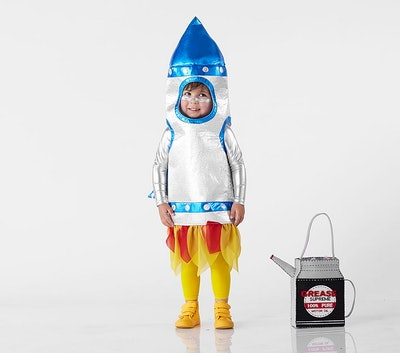Toddler 3D Rocket Costume