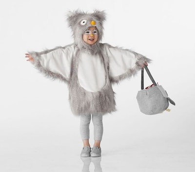 Toddler Woodland Owl Costume