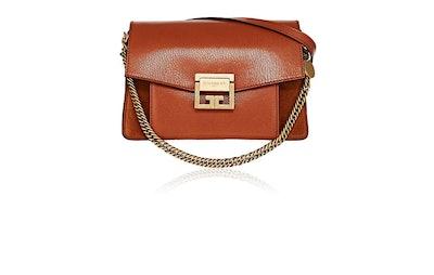 GV3 Leather & Suede Shoulder Bag