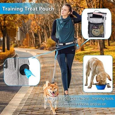YOUTHINK Hands-Free Dog Leash