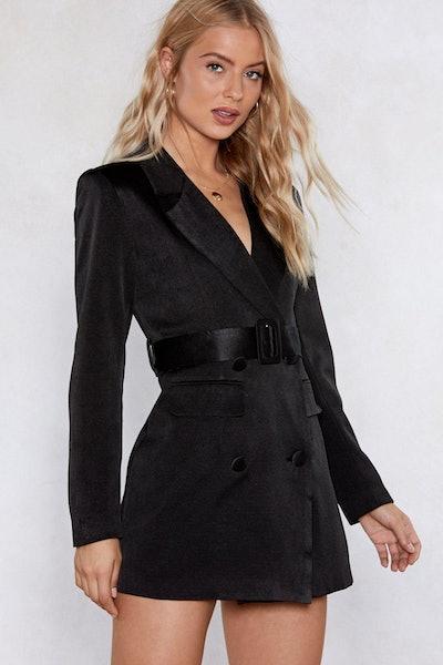Suits You Blazer Dress