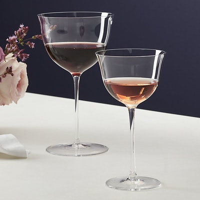 Blanco  And Tinto Wine Glasses