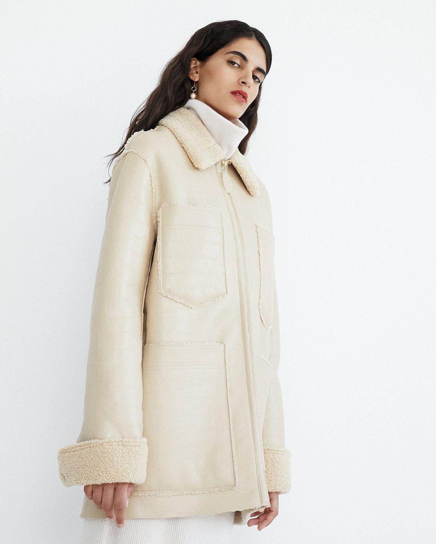 Aviator Coat