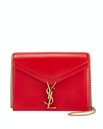 Marceau Monogram YSL Chain Crossbody Bag