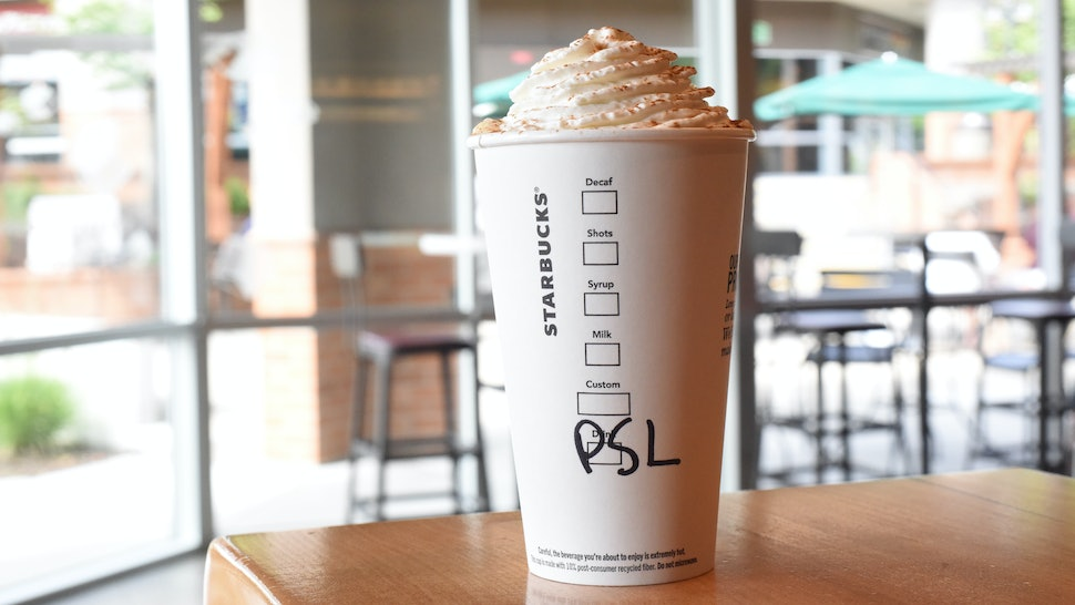 How To Get A Free PSL At Starbucks Today Because You & Your