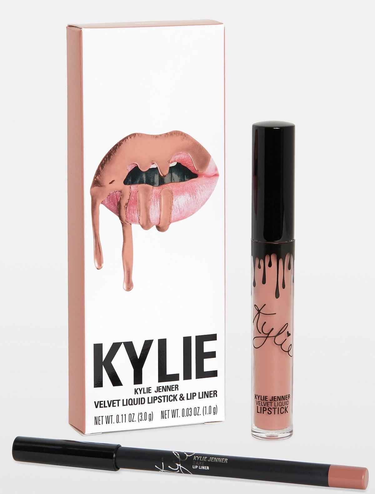 Bare Velvet Lip Kit —Velvet