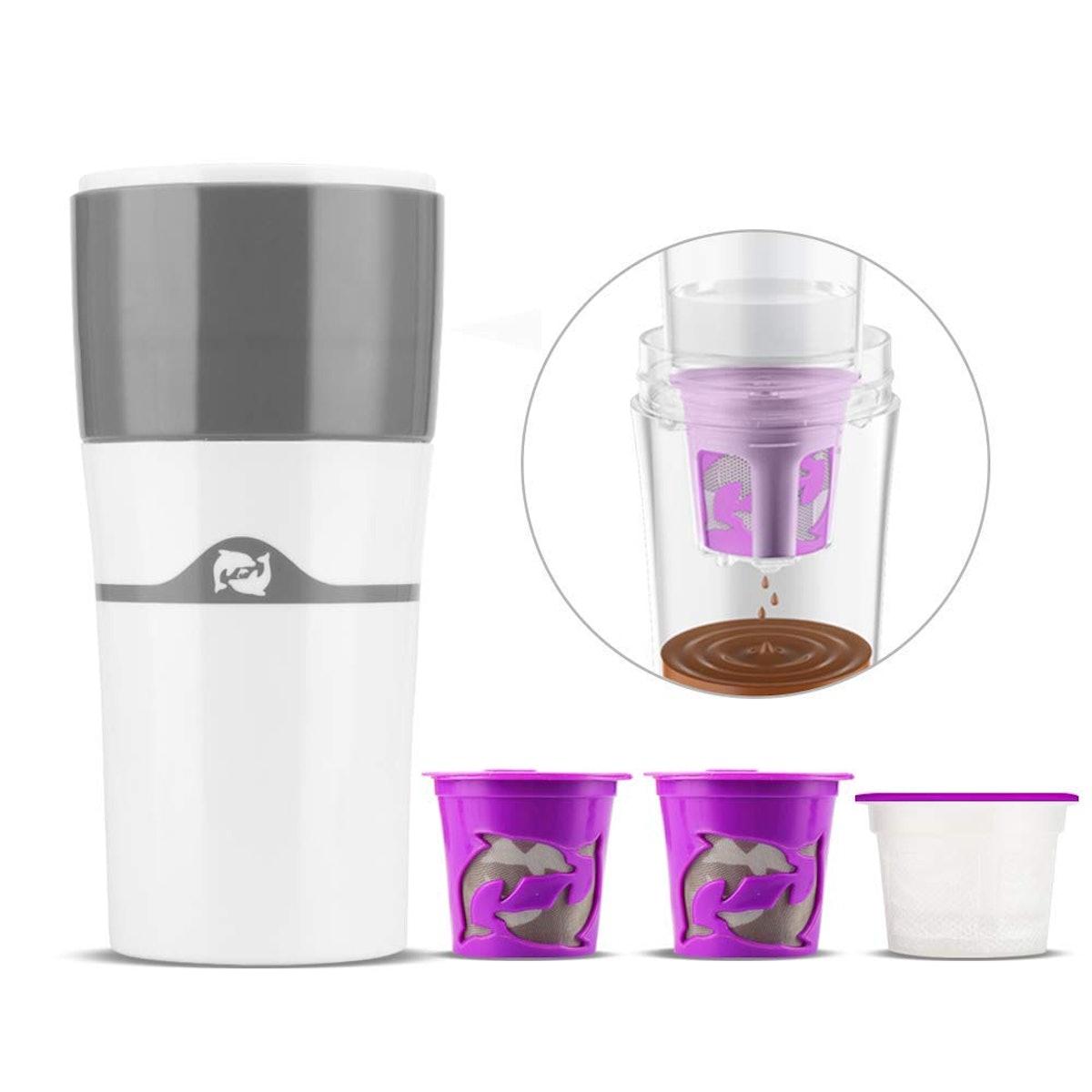BRBHOM Portable Drip Coffee Maker