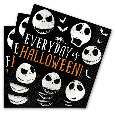 Jack Skellington Lunch Napkins