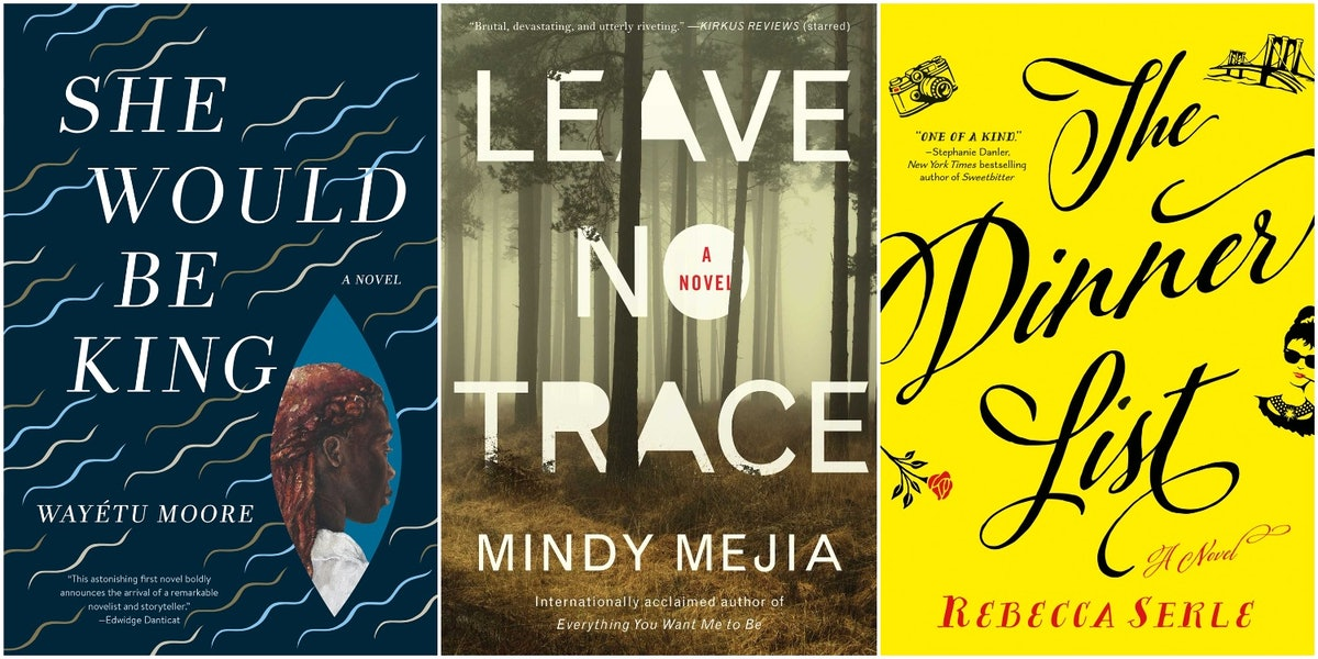 The 13 Best New Fiction Books Coming Out In September 2018