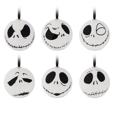 Nightmare Before Christmas Holiday Ornaments
