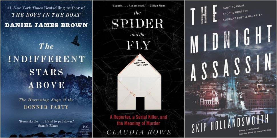 15 Terrifying Nonfiction Books That Read Like Horror