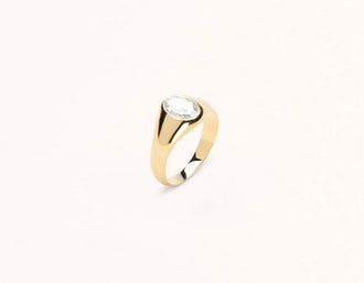 The Oval Rose Signet