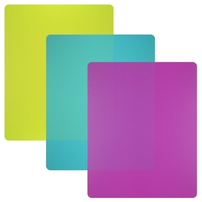 Nicole Home Collection Flexible Plastic Mats (3-Pack)