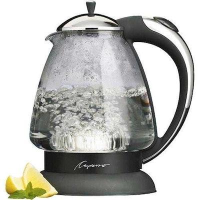 Capresso 259 H2O Plus Glass Water Kettle