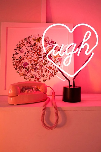Ugh Neon Sign Table Lamp