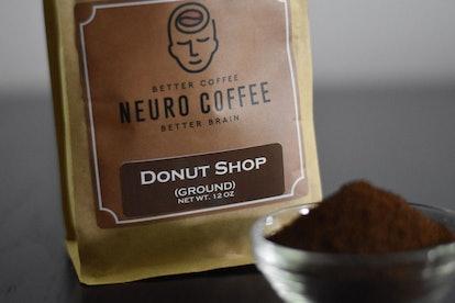 Neuro Coffee™ (Enhanced Ground Beans)