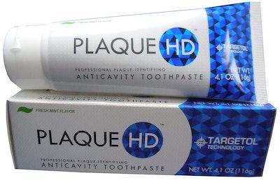 Plaque HD Anticavity Toothpaste, 4.1 oz