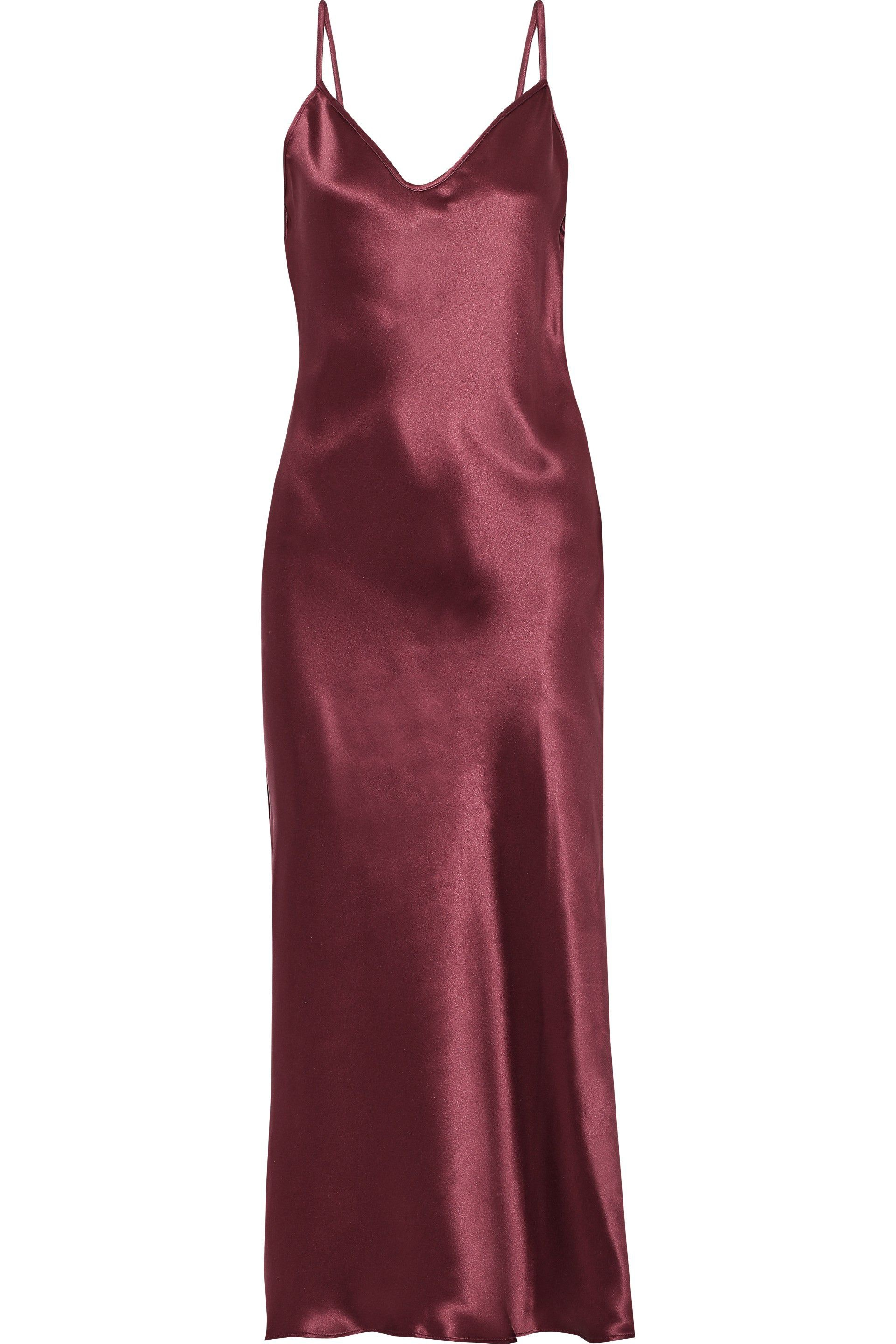 ecc80e412ab0 How To Wear A Slip Dress Every Day Of Your Life