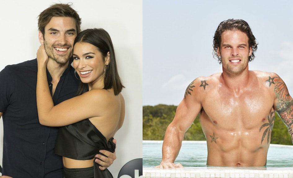 Who is jared bachelor in paradise dating now
