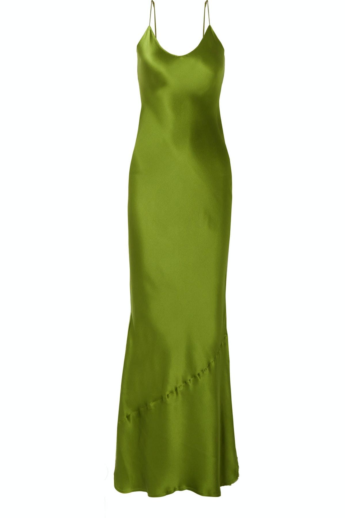 Silk Slip Dress