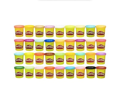 Play-Doh Modeling Compound 36-Pack Case of Colors