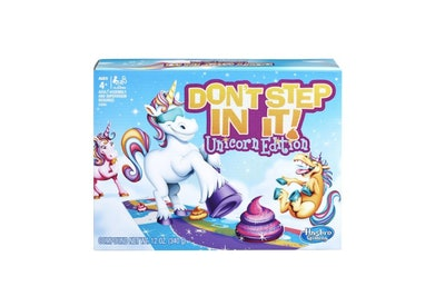 Don't Step In It Game, Unicorn Edition