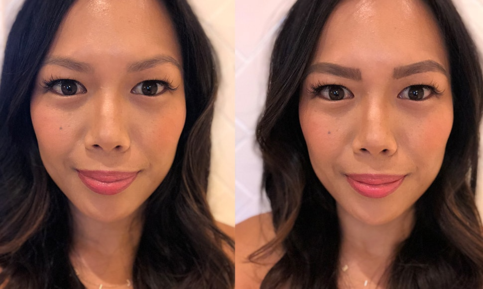 How To Contour Your Brows Using Benefits 4 In 1 Brow Contour Pro Pencil