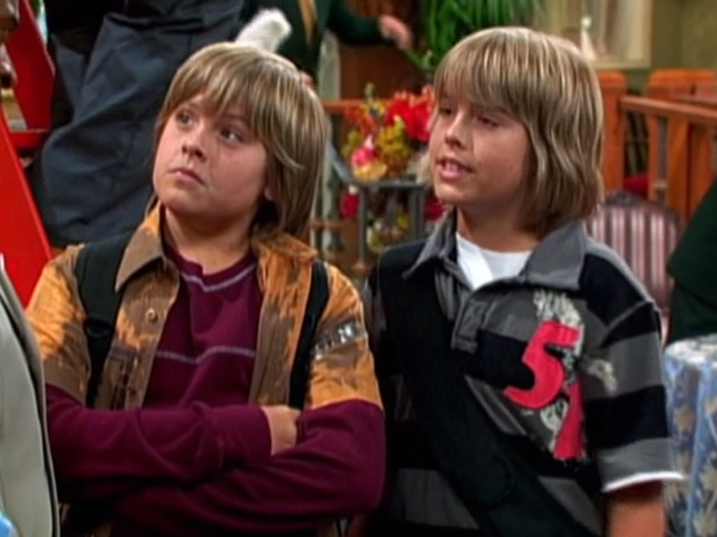 Dylan \u0026 Cole Sprouse\u0027s Birthday Video From Their \u0027The Suite