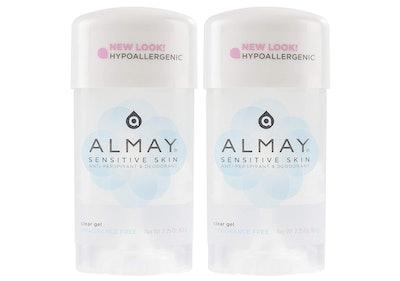 Almay Sensitive Skin Gel Deodorant