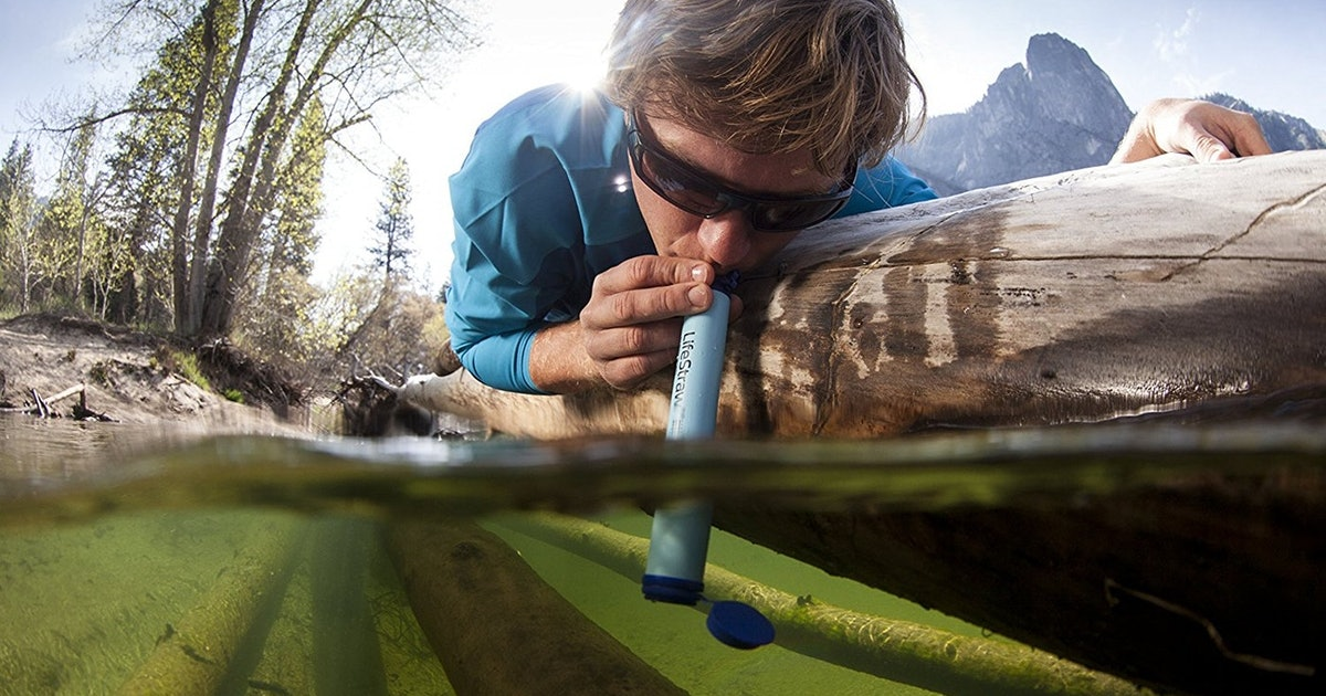 LifeStraw Personal Water Filter