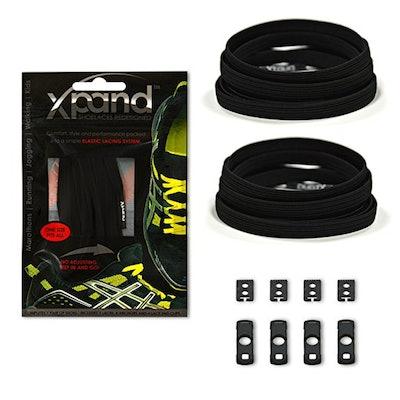 Xpand No-Tie Shoelaces System