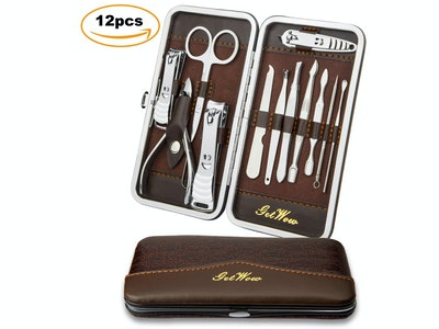 GetWow Nail Clipper Travel Set
