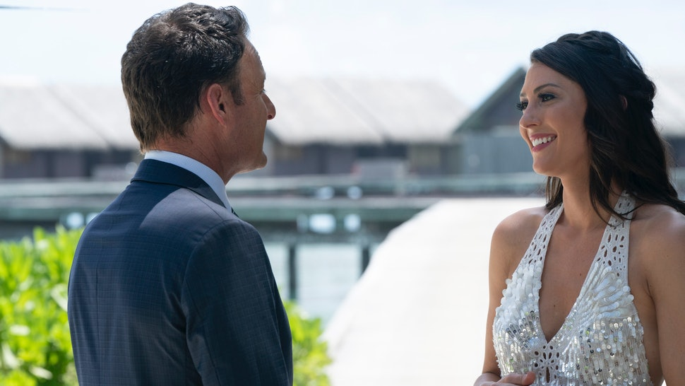 d15cd42ce How Much Does Becca's 'Bachelorette' Engagement Ring Cost? Neil Lane's  Diamonds Come With A Lot Of Rules
