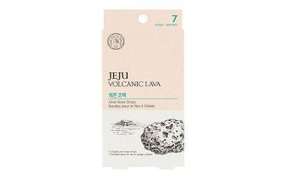 The Face Shop Jeju Volcanic Lava Aloe Nose Strips