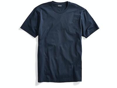 Goodthreads Men's Short-Sleeve Crewneck Cotton T-Shirt (XS-XXL)