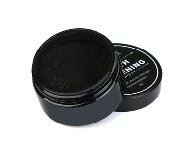 Creazy Teeth Whitening Charcoal Powder